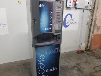 MAQUINA VENDING DE CAFE EN GRANO NECTA BRIO 250 - 2