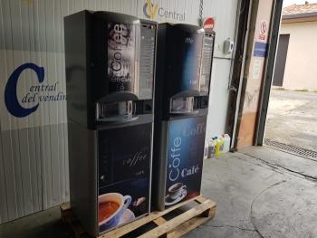 MAQUINA VENDING DE CAFE EN GRANO NECTA BRIO 250 - 4