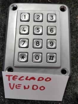 TECLADO VENDO 800/810