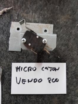 MICRO CAJON VENDO 800