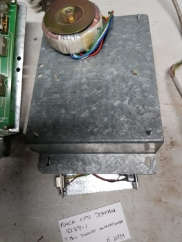 PLACA CPU JOFEMAR 8184-1 MAS FUENTE ALIMENTACION - 1