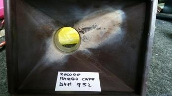 RECOGE MARRO CAFE BIANCHI BVM 952 - 1