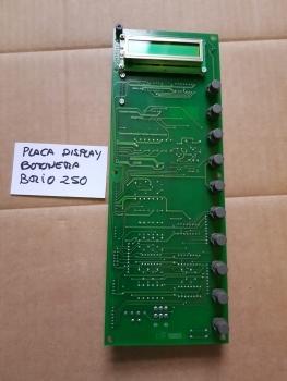 PLACA DISPLAY BOTONERA NECTA BRIO250