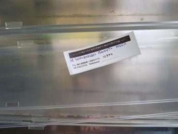 LOTE 11 SEPARADORES BANDEJA MANEA - 1