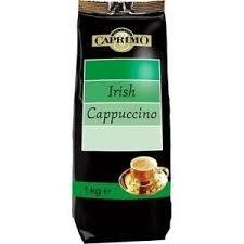 CAFE INSTANTY IRISH CAPUCCINO CAPRIMO CAJA DE 10 BOLSAS DE 1 KG