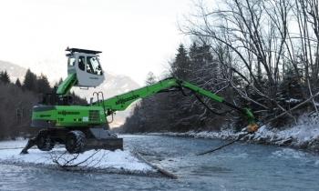 Situaciones de uso de máquinas manipuladoras de troncos