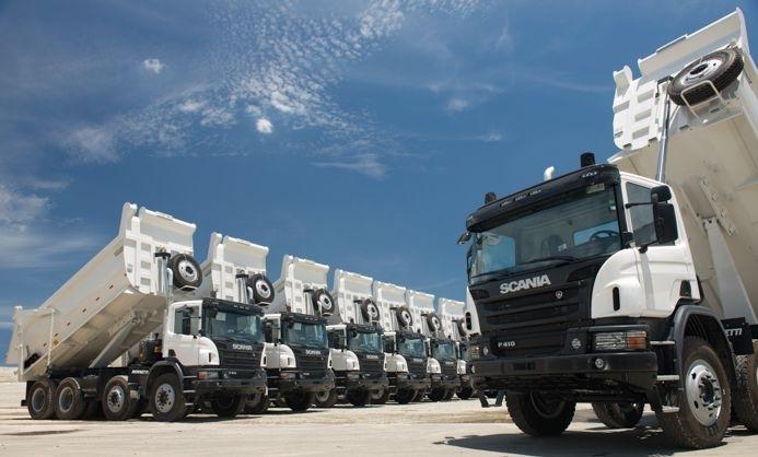 Nuevo departamento de reparación de camiones en Cervisimag