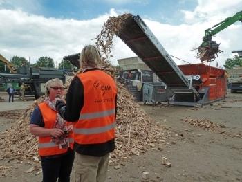 ¿Cómo aprovechar los desechos para obtener material para Biomasa?