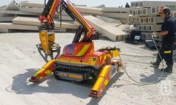 Un robot para los bomberos sin arriesgar sus vidas