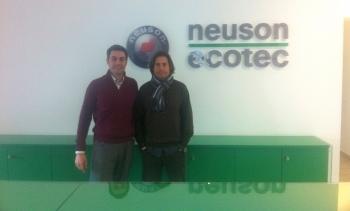Cervisimag nuevo distribuidor oficial de Neuson Ecotec