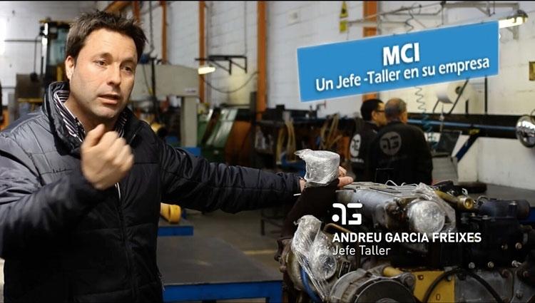 Presentamos el vídeo del MCI