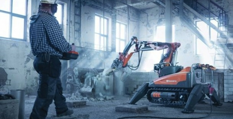 Nuevo departamento de demolición técnica en Cervisimag