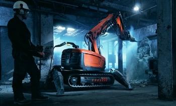 Distribuimos los robots de demolición Husqvarna en exclusiva para Catalunya