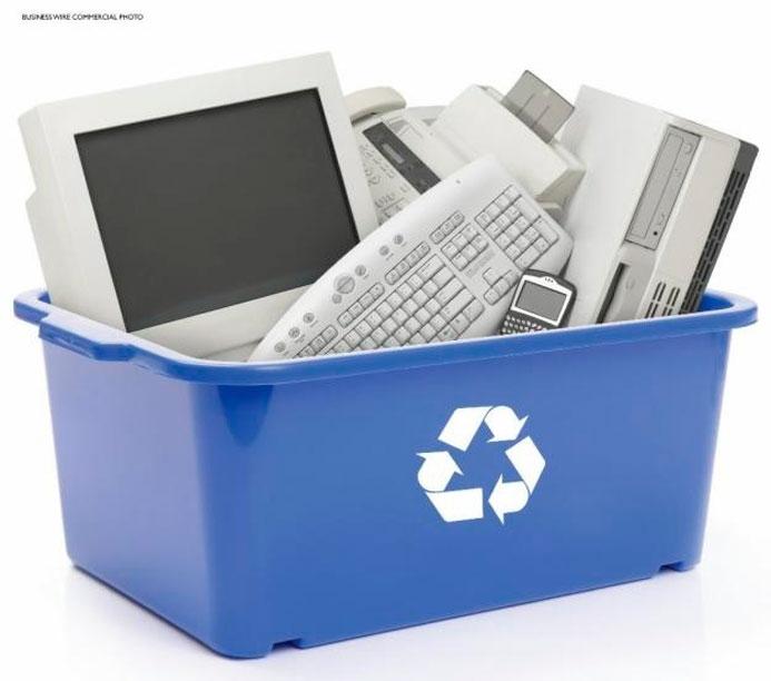 El Reciclaje de Aparatos Eléctricos y Electrónicos (RAEE) en números