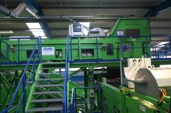 El proceso industrial de reciclaje de RAEE paso a paso