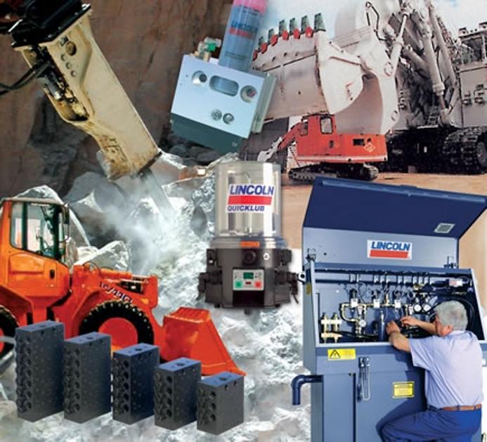 La lubricación automática mejora el rendimiento de la maquinaria