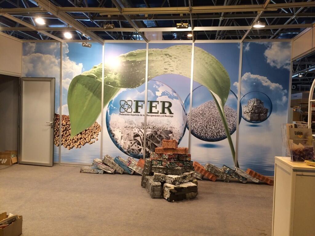 Conclusiones del 12º congreso del reciclaje de la FER en Madrid