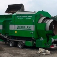 Zemmler Tromels Maquinaria Cervisimag Distribuidor