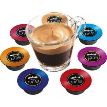 Càpsulas Cafè Lavazza Modo Mio