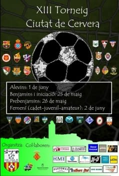 XIII TORNEO CIUDAD DE CERVERA