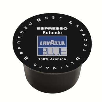 Cápsula Café Lavazza Blue Espresso Rotondo - 1