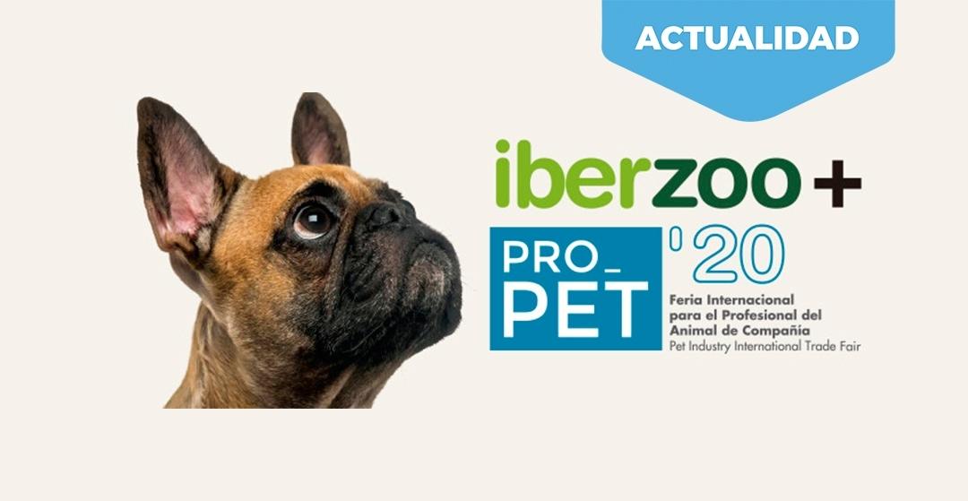 Asignadas las fechas para Iberzoo + Propet 2020
