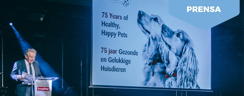 Cominter Animal Health. Celebración del 75 aniversario de Beaphar.