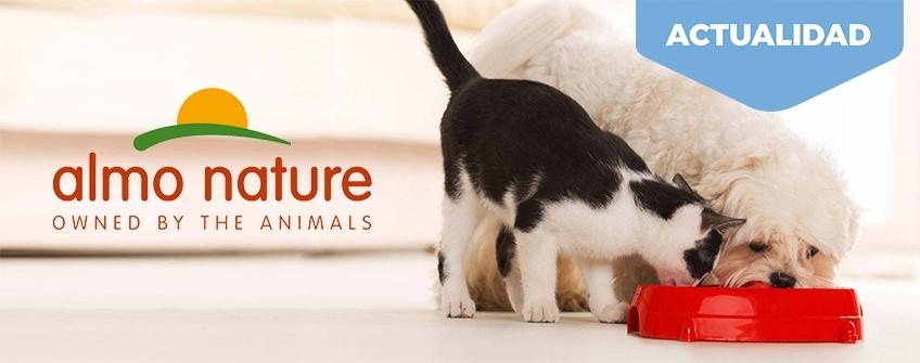 "El nuevo compromiso Almo Nature: ""OWNED BY ANIMALS"""