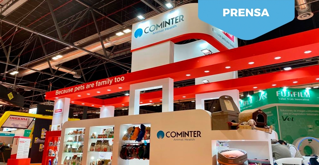Stand Cominter Iberzoo + Propet 2020