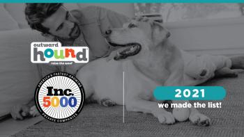 Outward Hound ha sido reconocida como una de las empresas privadas de más rápido crecimiento en Estados Unidos