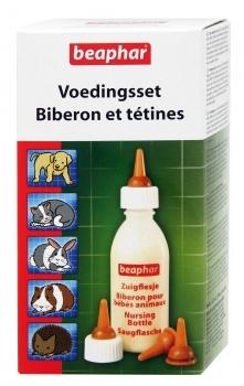 LACTOL KIT: BIBERON + 6 TETINAS + LIMPIADOR - 1