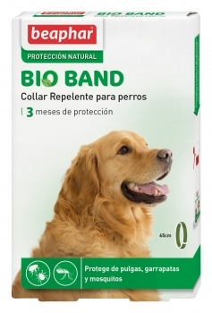 COLLAR BIO BAND REPELENTE PERRO