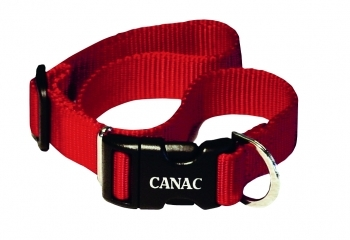 COLLAR AJUSTABLE ROJO