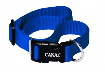 COLLAR AJUSTABLE AZUL