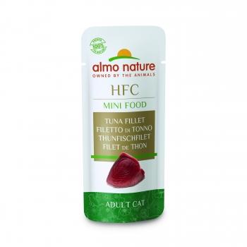 CAT HFC GREEN MINI FOOD 3G - 1