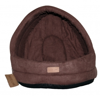 CAPAZO SUEDE DOME BASIC LINE CAT MARRON