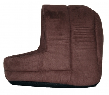 CAPAZO SUEDE DOME BASIC LINE CAT MARRON - 1