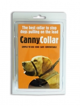 COLLAR CANNY DOG NEGRO