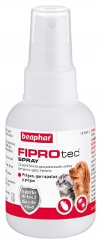 FIPROTEC SPRAY PERROS GATOS
