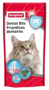 BOCADITOS DENTAL BITS GATO