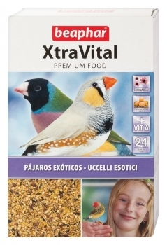 XTRAVITAL PAJAROS TROPICALES