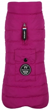 ABRIGO BASIC DOWN JACKET ROSA