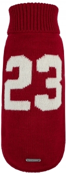 SWEATER FANT COLLEGE RED