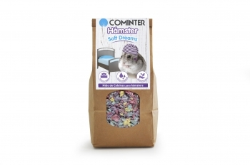 COMINTER HAMSTER SOFT DREAMS CONFETI