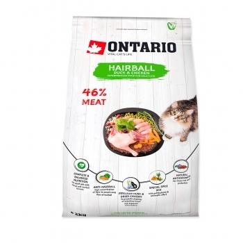 ONTARIO CAT HAIRBALL - 1