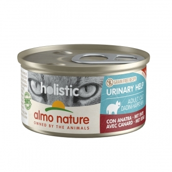 CAT WET HOLISTIC URINARY GRAIN FREE