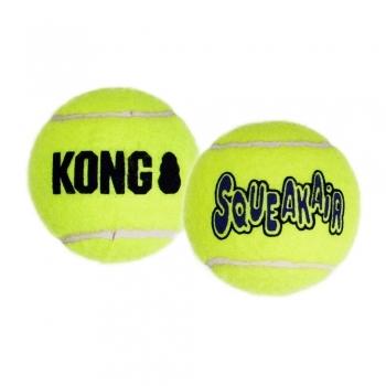 KONG AIR SQUEAKER TENNIS BALL 3PZ - 1