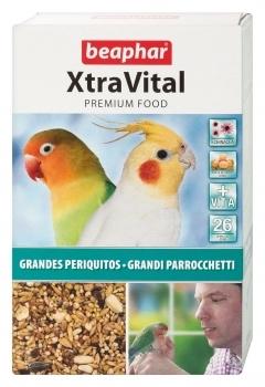 XTRAVITAL GRANDES PERIQUITOS