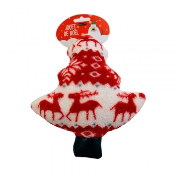 CHRISTMAS TOY DOG ARBOL PELUCHE CON SONIDO