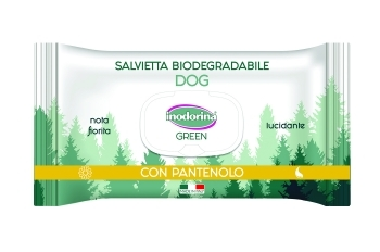 INODORINA GREEN TOALLITAS BRILLANTES
